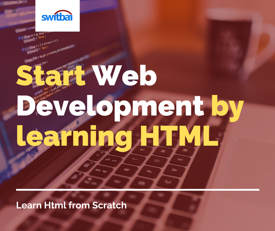 html from scratch